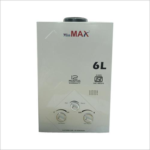 6 L Gas Geyser
