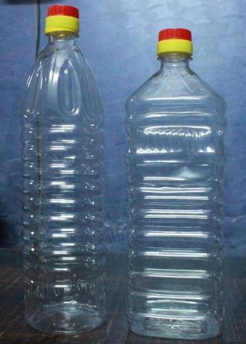 Plastic Storage Bottle