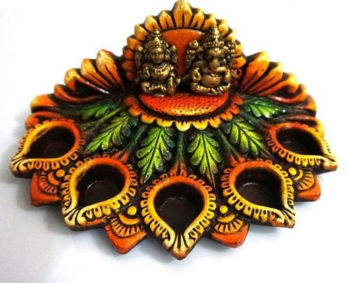 Ganesh Laxmi 5 Diya Aarti
