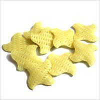 Star Shape 3D Papad