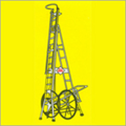 Telescopic Tower Ladders