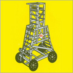 Tower Wheeled Ladder