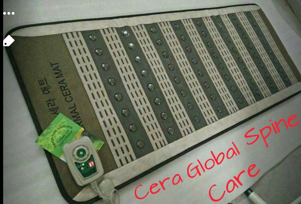 Korean Ceraball Ceratonic Thermal Therapy Mat