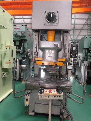 Aida Power Press Machine