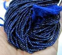 Genuine Lapis Lazuli Israel Cut  Beads