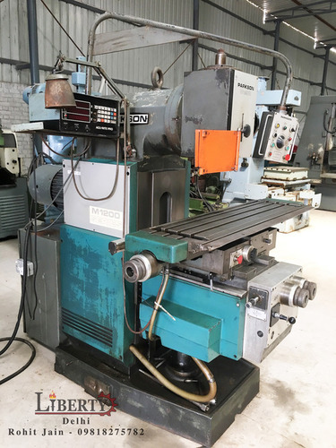 Parkson Vertical Milling Machine