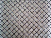 Crimped Mesh/Tin sheet