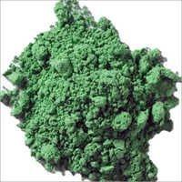 Parrot Green Pigment