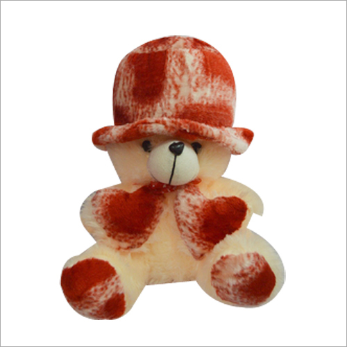Double Heart Teddy Bear