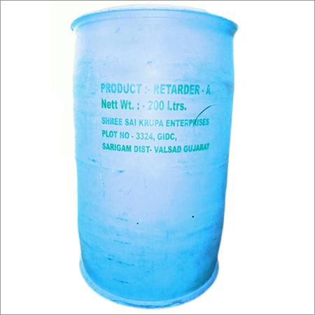 Ethyl Alcohol Retarder