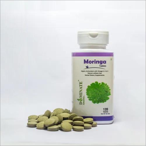 Moringa Leaves Powder Tablet