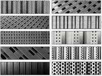 Special Shapes Perforated Sheets