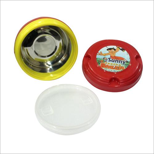 Round Lunch Box