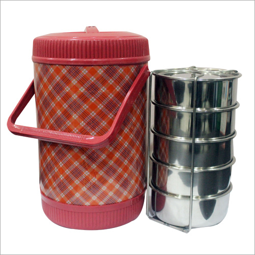 Insulated Tiffin Big Boss-5