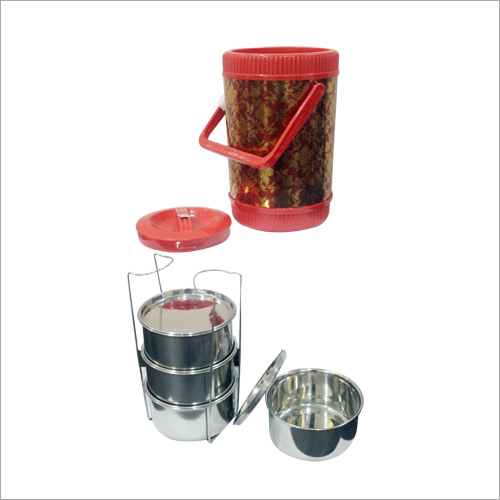 INSULATED TIFFIN ROCKY-4