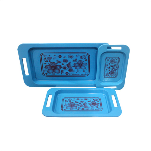 Printed Tray Set