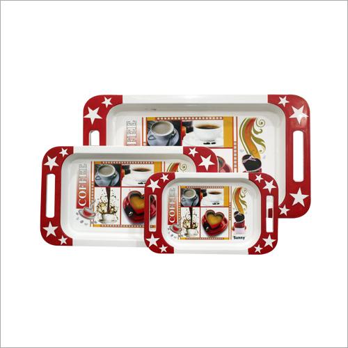 Crockery Tray Set