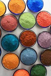 Ceramic Color Pigments