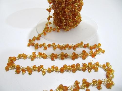 Brown Diamond Beads