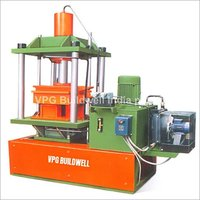 High Density Paver Block Machine