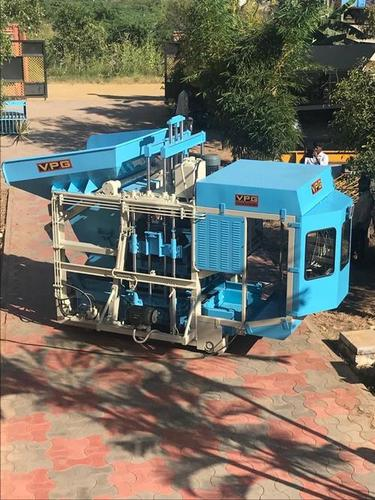 Automatic Concrete Block Making Machine Manufacturer