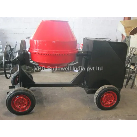 Concrete Mixer - Without Hopper
