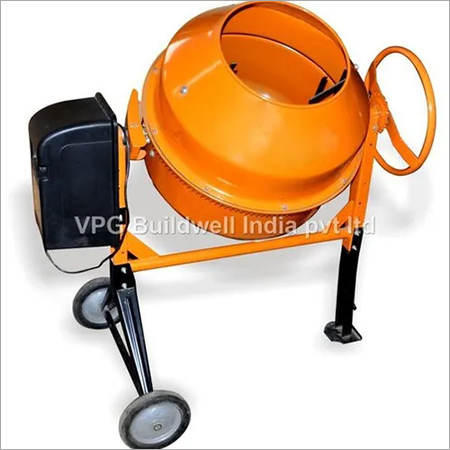 Concrete Mixer - Portable Type