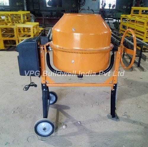 Concrete Mixer Portable Type