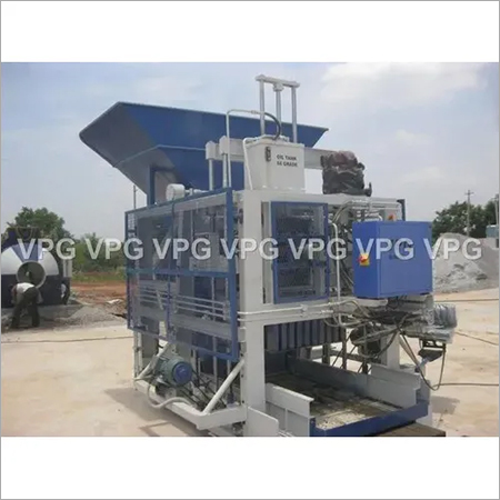 Mobil Concrete Block making Machine