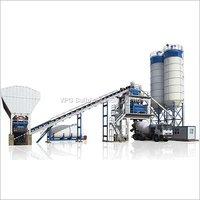Stationary Model Concrete Batching Plant