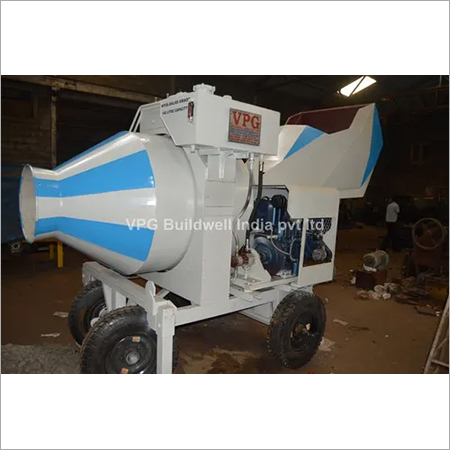 Diesel Type Concrete Batching Machine