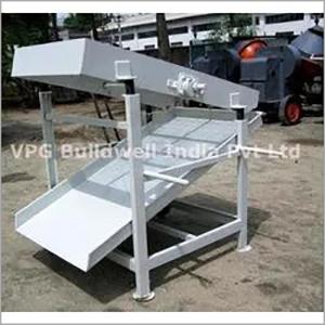 Vibratory Sand Screener