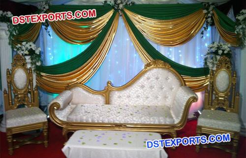 Muslim Wedding Furniture