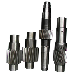Industrial Pinion Shaft