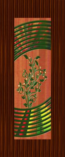 Digital Membrane Door Print