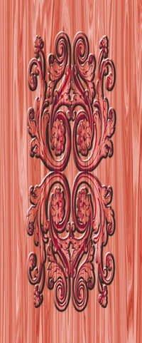 Stylish Micro Coated Door Paper Print