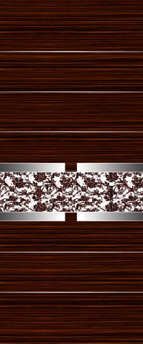 Micro Coated 3D EffectDoor Paper Print