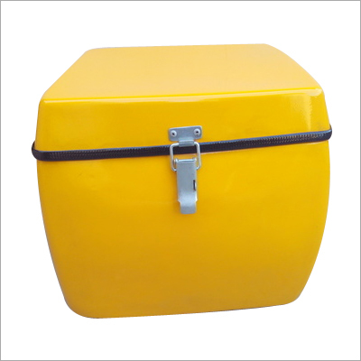 Apple shape box