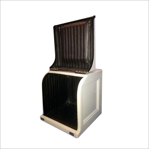 Side Open Plain Box