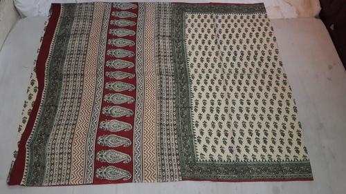 Bagru Printed Saree