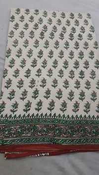 COTTON HAND BLOCK BAGRU PRINT