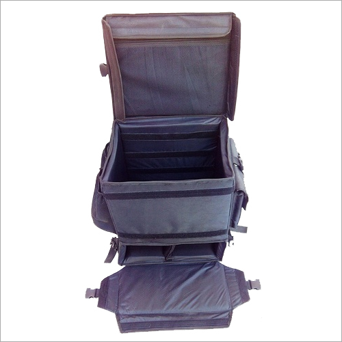 Insulated Dual Compartment Bag