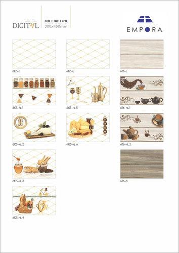 Wood Concept Kitchen Tiles