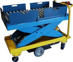 Die Loading Heavy Duty Die Carts