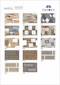 Matt Outdoor Elevation wall tiles