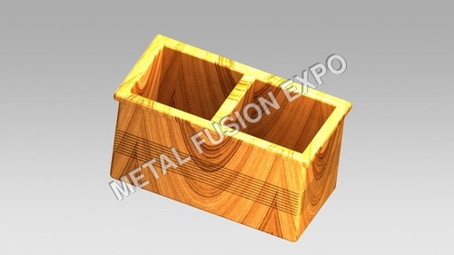 Small Size Wooden Planter