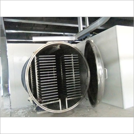 2000kg Production Freeze Dryer