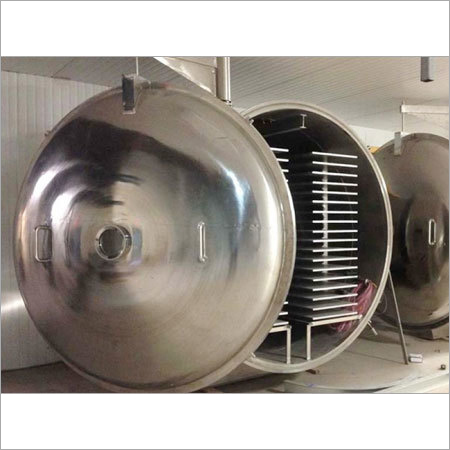 1500kg Production Freeze Dryer