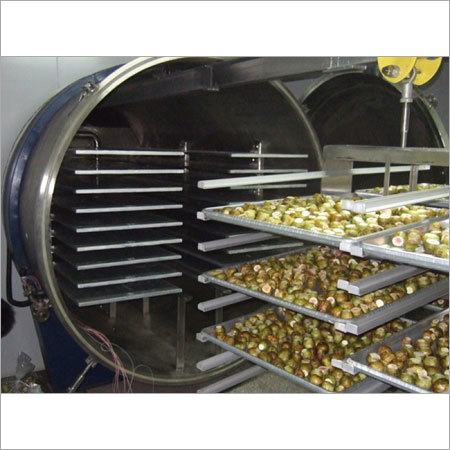 500kg Production Freeze Dryer