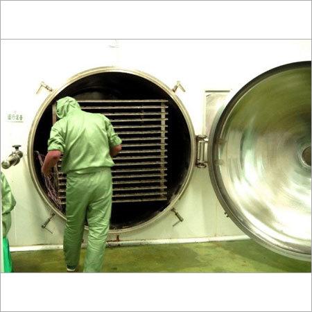 400kg Production Freeze Dryer